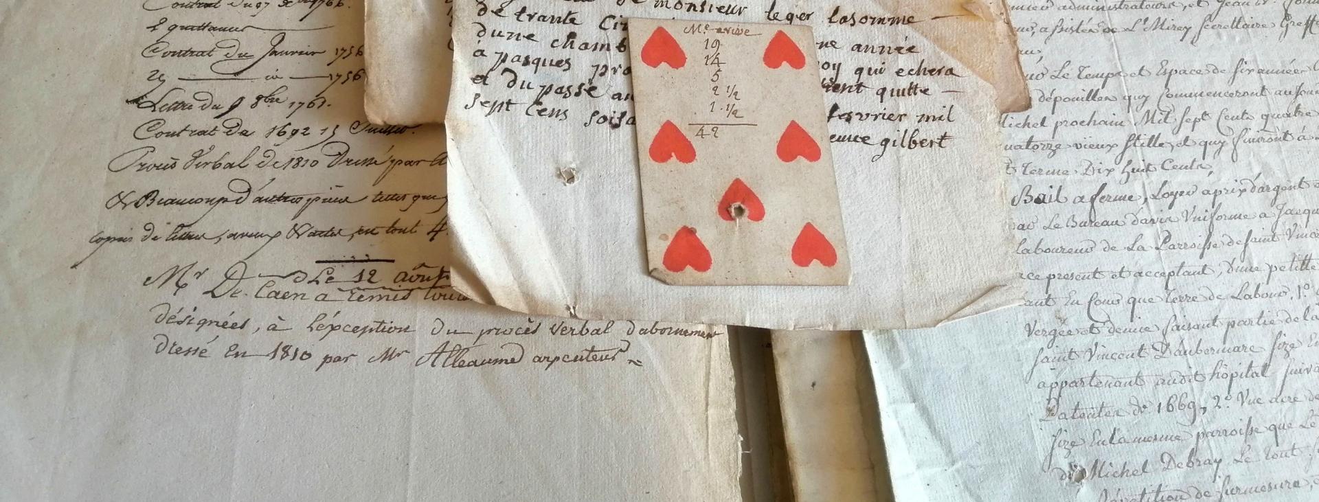Archives municipales du Havre