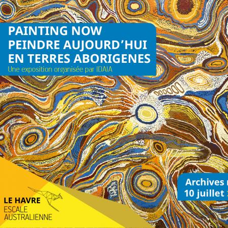 Visite guidée de l'exposition Painting now
