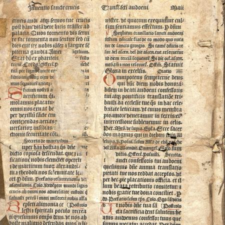 Suppression de la prévôté de Leure (28 mars - 13 juin 1532).