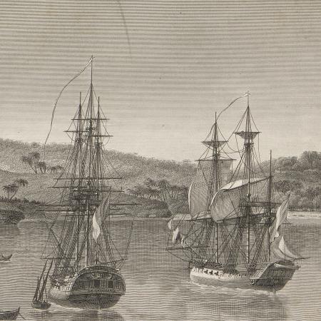 Le voyage de découvertes aux Terres australes à travers les archives