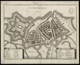 Le Havre de Grace - 1657