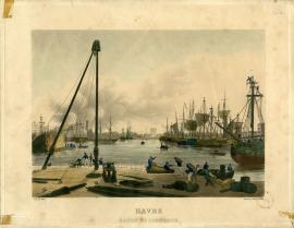 Havre - Bassin du Commerce