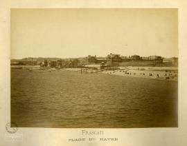 Frascati - Plage du Havre