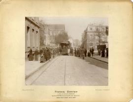 Tramway électrique