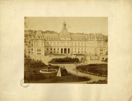 Le Havre. Hôtel de ville