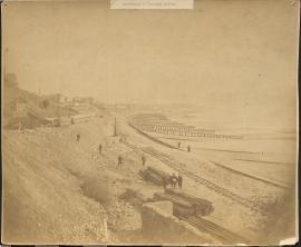 Construction du boulevard Maritime