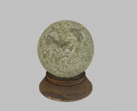 boulet de quartzite
