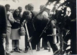 Jumelage avec Léningrad, 15 juillet 1967. (15 juillet 1967)
