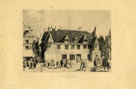 Le Logis du Roy en 1673