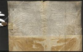 Confirmation du privilège donné par Henri II (octobre 1549)