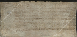 Confirmation des privilèges de franc-salé au Havre. (22 mai 1555