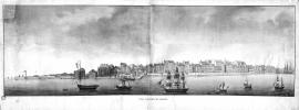 Vue du port du Havre, début XIXe (5Fi120)