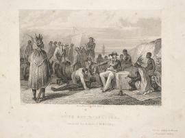 Côte Est d'Afrique. Commerce des esclaves à Zanzibar