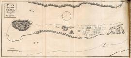 Plan de l'ile de Saint-Louis (AH.988.51)