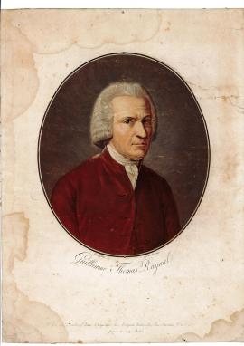Portrait de Guillaume Thomas Raynal (inv. E.2)