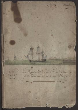 Départ du navire La Rosalie (Ms516)