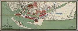 Le Port autonome du Havre - 1936