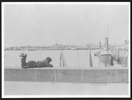 Le port du Havre. L'avant-port.