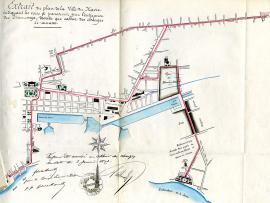Projet de tramway sur rails, janvier 1873 (2Ofc15-2)