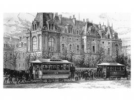 Le Havre qui passe, chroniques havraises 1909, Albert Herrenschmidt (AD2412)