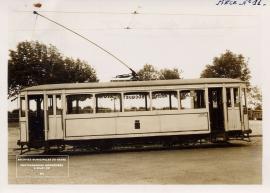 Tramway, motrice type SAFT (6Fi62)